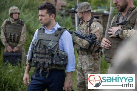 """Zelenskinin müharibə anonsu: """"ABŞ Ukraynanı silahlandıracaq"""" – Pərdəarxası.."""